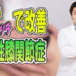 【ひざ痛】筋トレ&ストレッチで変形性膝関節症を治す!