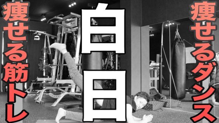 【初心者用】痩せる筋トレ!ダンスダイエット!【誰でもOK!】