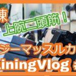 【筋トレ・腕】鍛錬のイージーマッスルアームカールをやってみた≪健ジムTrainingVlog02≫