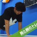 自宅筋トレ!腕と胸のトレーニング【格闘技未経験者・初心者向けオンラインレッスン動画】