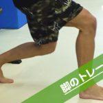 自宅筋トレ!脚のトレーニング【格闘技未経験者・初心者向けオンラインレッスン動画】