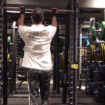 【筋トレ】Vol.118【背中】アンダーグリップ・チンニング やってみたけど😅 広背筋下部と上腕二頭筋❗️