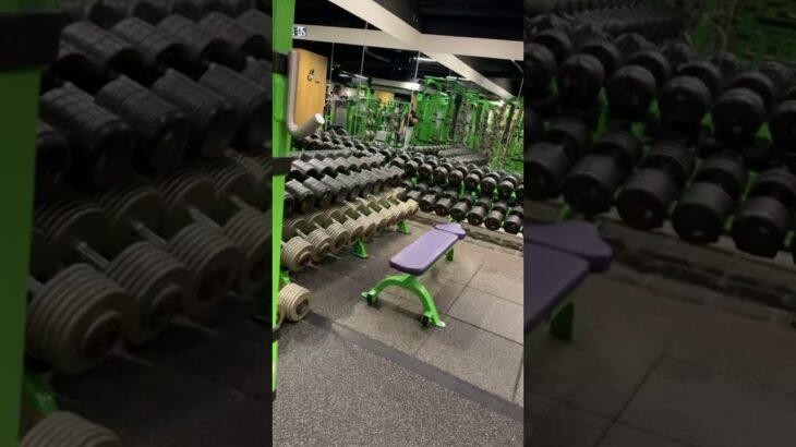 【パーソナルジム】筋トレ Y4 gym dumbbells area ジム フィットネス 麻布十番  #パーソナルジム #フィットネス #フィットネス #筋トレ #ダイエット #トレーニング