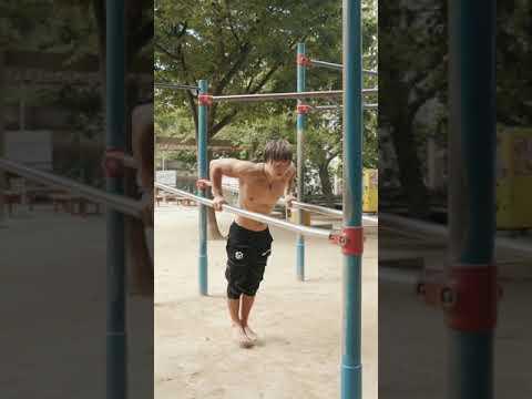 【初心者必見】公園で出来る30秒筋トレ #shorts