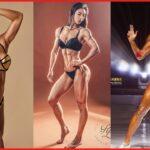 【筋トレ女子】美人で筋肉が凄すぎる韓国のスポーツモデルのトレーニング│최우영さん