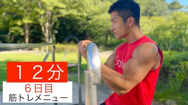 【筋トレメニュー(自宅・自重)】上級者一週間ダイエット|くのまさ筋トレダイエット