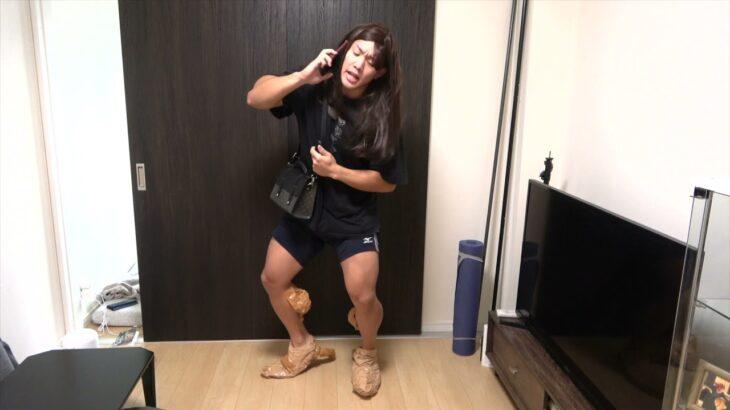 【筋トレあるある】ヒール履きすぎて異常にふくらはぎが発達した女性の雰囲気