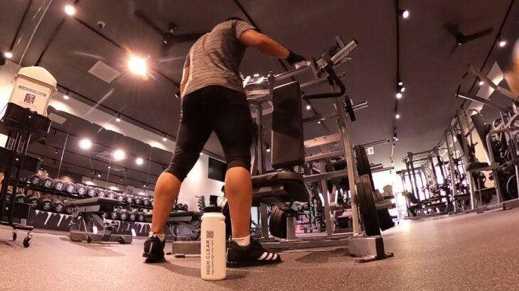 【筋トレ】【ルーティン】スケルトン選手の日常〜ウエイトトレーニング 上半身編〜 肩周りと胸、腹筋を鍛える #筋トレ #トレーニング #ルーティン