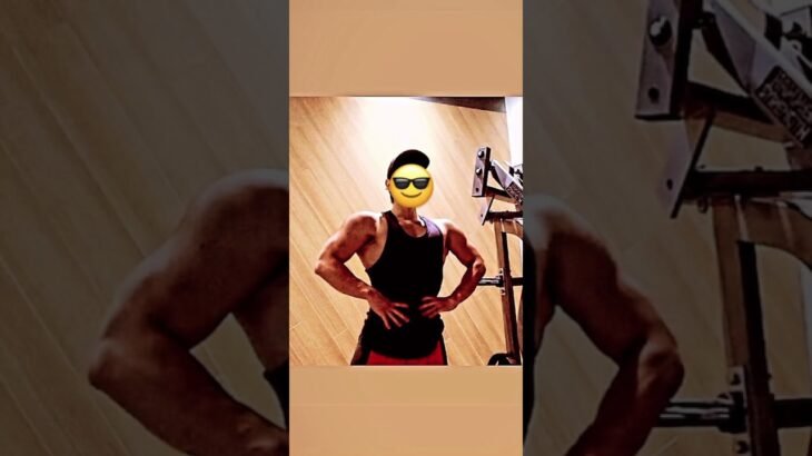 Muscle training changes your life.(筋トレで人生は変わる)#shorts #fitness #gym #training #筋トレ