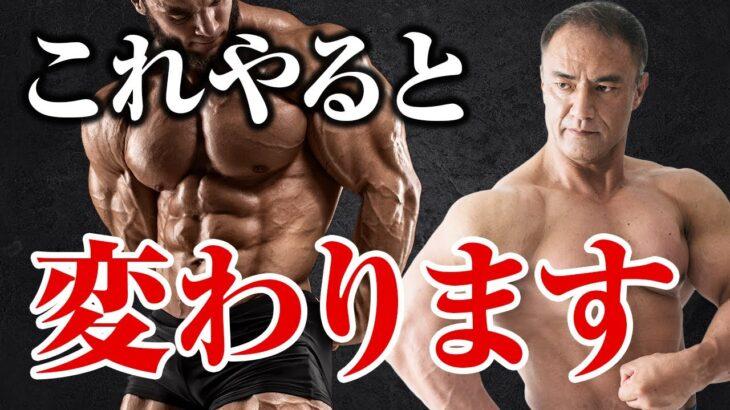 【筋トレ】筋肉を大きくするための最適な刺激を与えるマンデルブロトレーニングを徹底解説【完全版】